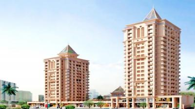 Gallery Cover Image of 752 Sq.ft 1 BHK Apartment for buy in Nexus Signature Residency, Thane West for 6480000