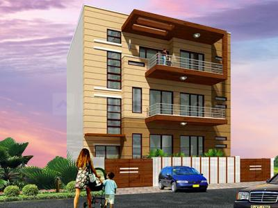 Gallery Cover Image of 600 Sq.ft 1 BHK Independent Floor for rent in Chanana Homes - 3 by Chanana Real Estate, KPC Layout for 11500