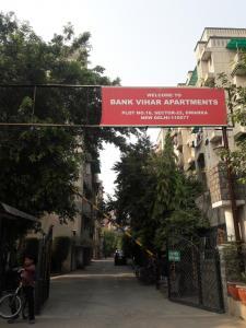 CGHS Bank Vihar Apartments