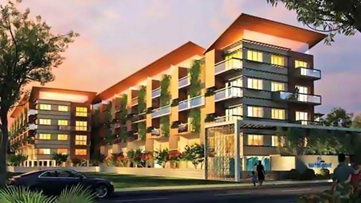 Gallery Cover Pic of S2 Homes Electronic City