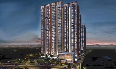 Gallery Cover Image of 1099 Sq.ft 2 BHK Apartment for buy in Talk Of Hyderabad, Miyapur for 6000000