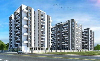 Gallery Cover Image of 1010 Sq.ft 2 BHK Apartment for buy in Majestique Euriska Building C, Mohammed Wadi for 4700000
