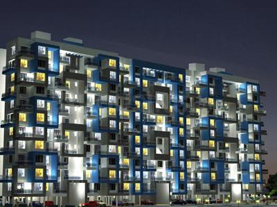 Gallery Cover Image of 971 Sq.ft 2 BHK Apartment for rent in Nisarg, Undri for 14000