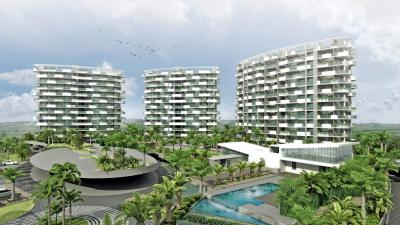 Gallery Cover Image of 2790 Sq.ft 3 BHK Apartment for buy in Darode Shriniwas Liviano Phase I, Kharadi for 20000000
