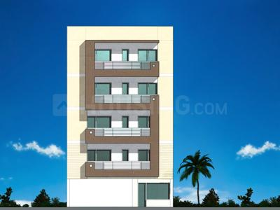Gallery Cover Image of 450 Sq.ft 1 RK Apartment for rent in Maestro Hargovind Enclave, Chhattarpur for 6500