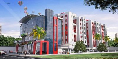 Gallery Cover Image of 515 Sq.ft 1 RK Independent Floor for buy in Maxx Pride, Beltarodi for 10000000