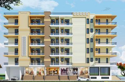 Gallery Cover Image of 650 Sq.ft 1 BHK Apartment for buy in Ambesten Vihaan Heritage, Noida Extension for 1700000