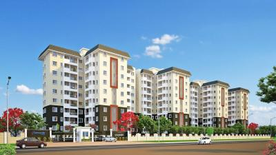 Gallery Cover Image of 1190 Sq.ft 2 BHK Apartment for buy in Concorde Spring Meadows, Jalahalli West for 5900000