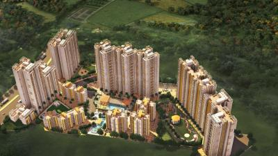 Gallery Cover Image of 450 Sq.ft 2 BHK Apartment for buy in Haware Haware Citi, Kasarvadavali, Thane West for 6200000