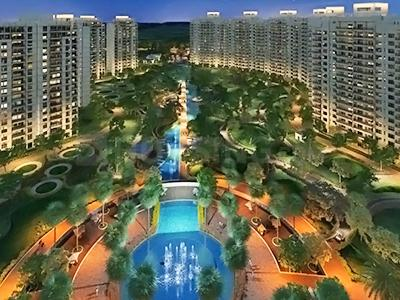 Gallery Cover Image of 2187 Sq.ft 3 BHK Apartment for buy in Central Park Belgravia Resort Residences 1, Sector 48 for 28000000