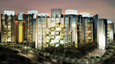 Gallery Cover Image of 1495 Sq.ft 3 BHK Apartment for buy in Kool Homes Rising Landscapes, Mohammed Wadi for 10500000