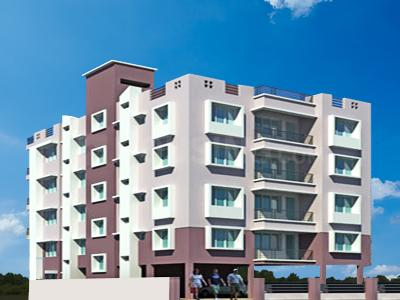 Gallery Cover Image of 600 Sq.ft 1 BHK Independent House for rent in Future Tech Homes - 3, Shahberi for 6000
