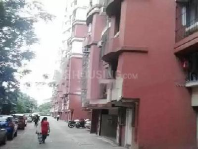 Gallery Cover Image of 580 Sq.ft 1 BHK Apartment for rent in Marathon Cosmos, Mulund West for 27500