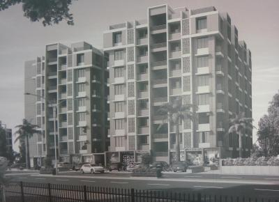 Gallery Cover Image of 2340 Sq.ft 4 BHK Apartment for buy in Mahadev Harsh Platinum 3, Ghuma for 8800001