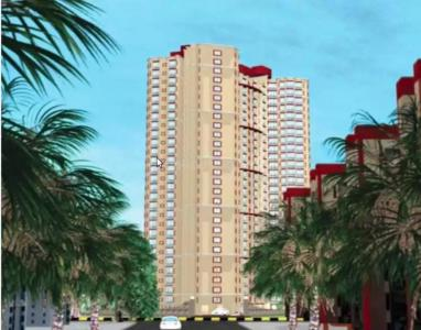 Gallery Cover Image of 1540 Sq.ft 3 BHK Apartment for rent in Ajmera Beverly Hills and Royal Empire, Andheri West for 100000