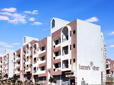 Gallery Cover Image of 2000 Sq.ft 3 BHK Independent House for rent in Konark Karia Vihar, Yashwantrao Chavan Nagar for 35000
