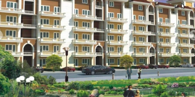 Gallery Cover Image of 1050 Sq.ft 3 BHK Independent Floor for buy in TDI Espania Royale Floors, Nangal Khurd for 3200000