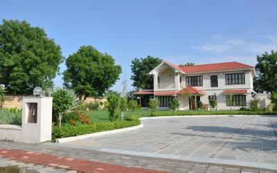Gallery Cover Image of 150 Sq.ft 3 BHK Independent House for buy in Satyam Sentossa Greenland, Bhadaj for 20000000
