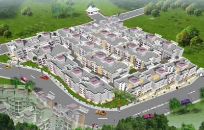 Gallery Cover Image of 621 Sq.ft 1 BHK Apartment for buy in Vishwa, Vichumbe for 4500000