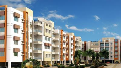 Gallery Cover Image of 1500 Sq.ft 3 BHK Villa for buy in Bloomsbury Bloomsbury Convicity, Bantala for 9500000