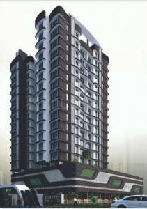 Gallery Cover Image of 1058 Sq.ft 3 BHK Apartment for buy in Advent Palazzo, Malad West for 23500000