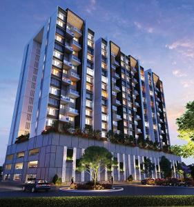 Gallery Cover Image of 515 Sq.ft 1 BHK Apartment for buy in Shapoorji Pallonji Joyville Hadapsar Annexe, Shewalewadi for 3690000