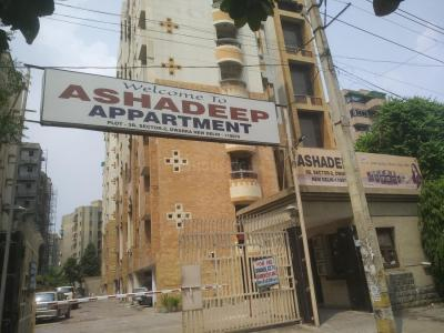 Gallery Cover Image of 1600 Sq.ft 3 BHK Independent House for buy in Asha Deep Apartments, Sector 2 Dwarka for 15500000