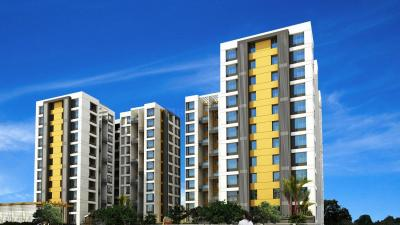 Gallery Cover Image of 950 Sq.ft 3 BHK Apartment for buy in F5 Felicia, Hadapsar for 5500000