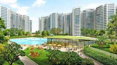Gallery Cover Image of 936 Sq.ft 1 BHK Apartment for buy in Jaypee Greens The Pavilion Court, Sector 128 for 4500000