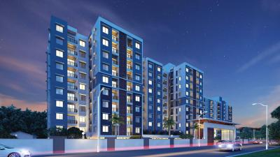 Gallery Cover Image of 905 Sq.ft 2 BHK Apartment for buy in Provident Too Good Homes, Sampigehalli for 4691000