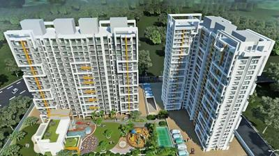Gallery Cover Pic of Sanghvi Group Sanghvi S3 Ecocity Woods
