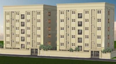 Gallery Cover Image of 1539 Sq.ft 3 BHK Apartment for buy in GCR Elegance, Kothapalli for 6463800