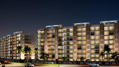 Gallery Cover Image of 575 Sq.ft 1 BHK Apartment for rent in Veena Dynasty, Nalasopara East for 8000