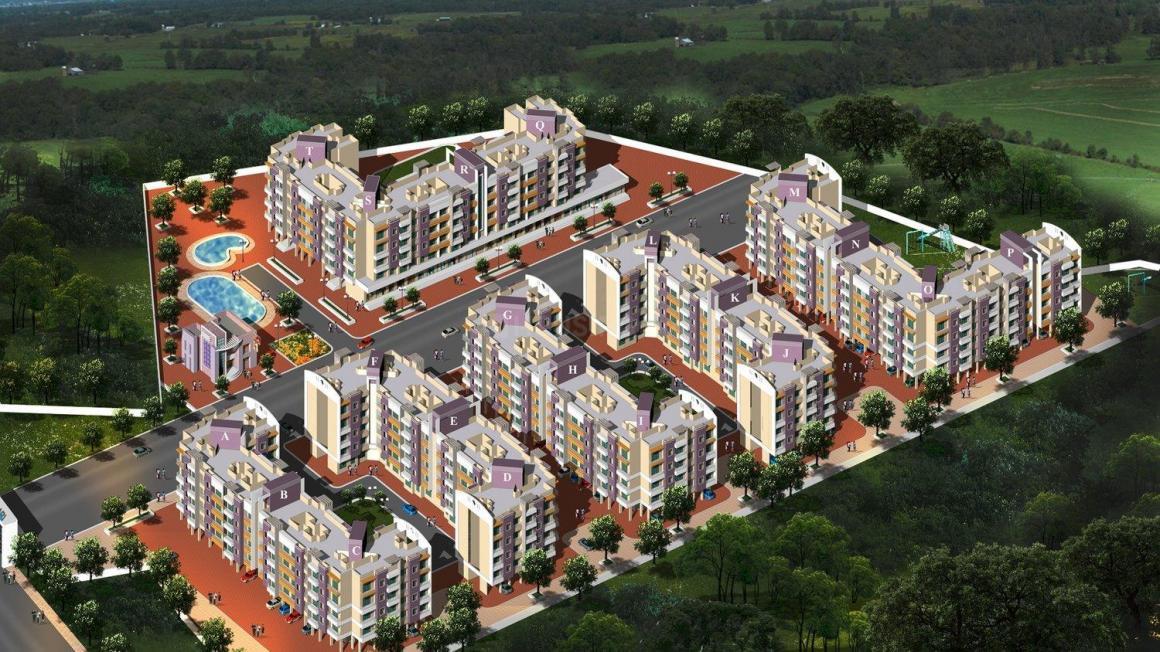 Gallery Cover Pic of Three Colours Vasundhara Nagari - Sagar Complex
