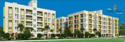 Gallery Cover Image of 677 Sq.ft 1 BHK Apartment for rent in RSK Orchid Garden, Navalur for 13500