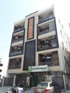 Gallery Cover Image of 1350 Sq.ft 3 BHK Independent Floor for rent in Divyansh Homes, Niti Khand for 25000
