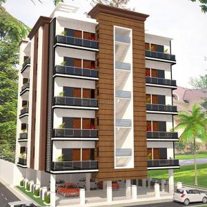 Gallery Cover Image of 1280 Sq.ft 3 BHK Apartment for buy in Ganga Residency, Noida Extension for 2951000