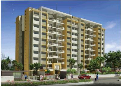 Gallery Cover Image of 650 Sq.ft 1 BHK Independent Floor for buy in Pride Purple Park Springs, Lohegaon for 2550000