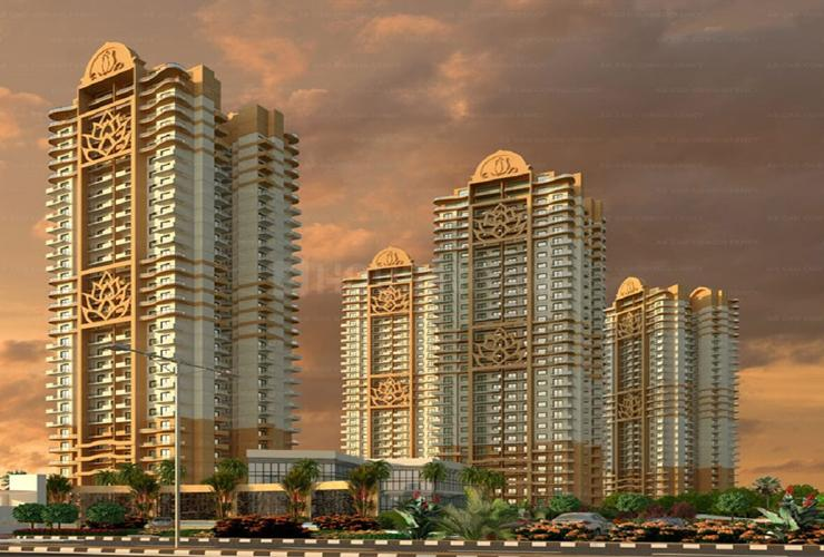 Advance India Aipl The Peaceful Homes In Sector 70a Golf Course Extension Road Price Reviews Floor Plan