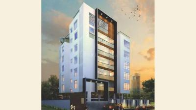 Gallery Cover Image of 1650 Sq.ft 3 BHK Apartment for buy in Raviraj The Secret Garden, Ghorpadi for 17500000
