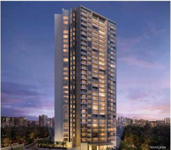 Gallery Cover Image of 1820 Sq.ft 3 BHK Apartment for buy in Oberoi Splendor Grande, Jogeshwari East for 42500000