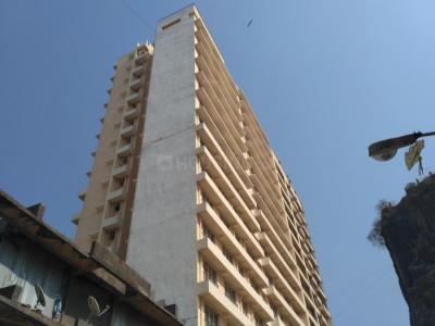 Gallery Cover Image of 1098 Sq.ft 2 BHK Apartment for rent in Ajmera Divyam Heights, Andheri West for 38000