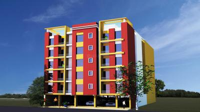 Gallery Cover Image of 615 Sq.ft 1 BHK Independent Floor for rent in J.P. Homes, Sector 121 for 7000