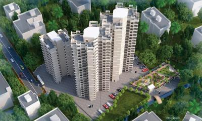 Gallery Cover Image of 543 Sq.ft 1 BHK Apartment for buy in Sukur Sapphire Phase I, Kasarvadavali, Thane West for 5200000