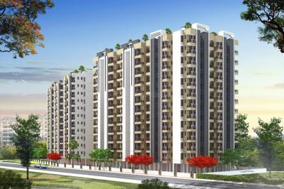 Gallery Cover Image of 409 Sq.ft 1 BHK Apartment for buy in Vaishali Utsav, Girdharipura for 1170000