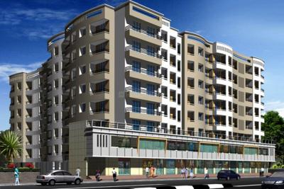 Gallery Cover Image of 500 Sq.ft 1 BHK Apartment for buy in Kothari K D Empire, Mira Road East for 5200000