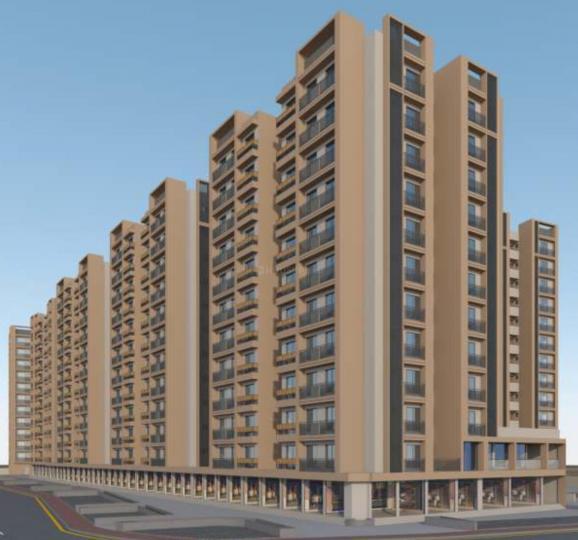Gallery Cover Pic of Sainath Karnavati Appartment 5