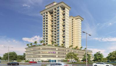 Gallery Cover Image of 1550 Sq.ft 3 BHK Apartment for buy in Gami Asters, Ghansoli for 17000000