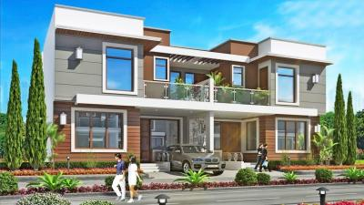 Gallery Cover Image of 600 Sq.ft 1 BHK Independent House for buy in Kingson Green Villa, Noida Extension for 1925000
