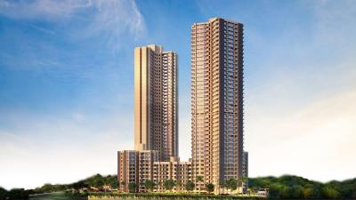 Gallery Cover Image of 1450 Sq.ft 2 BHK Apartment for buy in CCI Rivali Park Wintergreen, Borivali East for 21800000